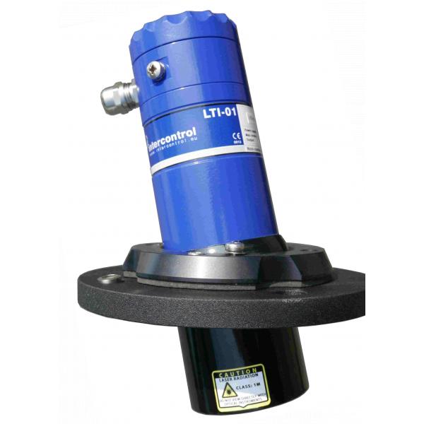 Laser leveltransmitter