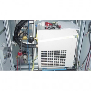 Dynamic Heater/Cooler with compressed air