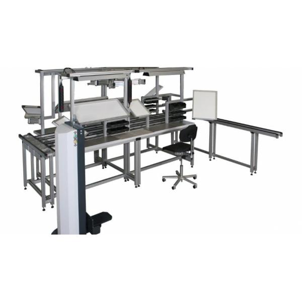Work tables and workshop design