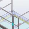 Lifting platform for operators