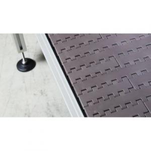 Straight Mat Top conveyors - EMCS system