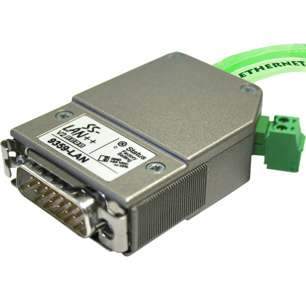 Industrial Ethernet - TCP/IP for all SIMATIC-S5