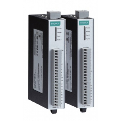 Ethernet remote I/O with 2-port Ethernet switch