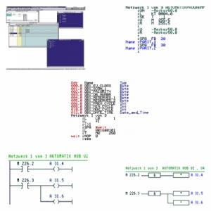 PG 2000 STEP 5 programming