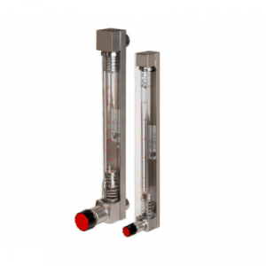 Variable area flowmeter for low flows of liquids and gases