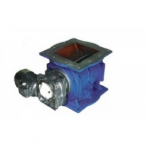 Rotary and blow trough valves