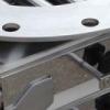 Housed Grid Easy Clean Magnet