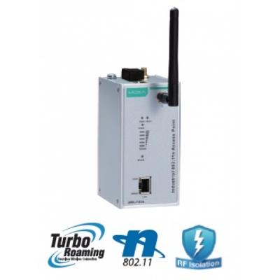 Entry-level industriel IEEE 802.11a/b/g/n sans fil AP/client