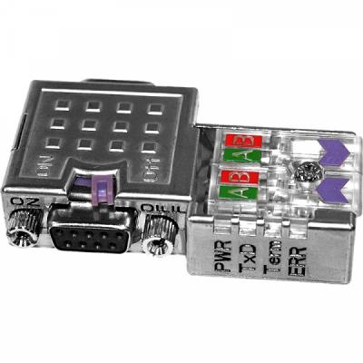 Profibus Plug avec fonction de test intégrée