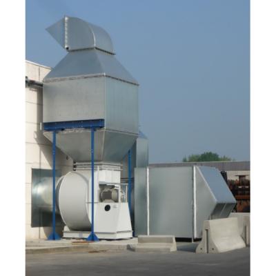 Conduits d'air industriels